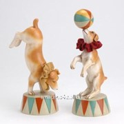 Статуэтка Цирковые собачки фото