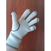 Перчатки от химических воздействий. Хорошая защита от кислот и других химических реактивов. фото