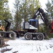 Комбинированная машина TimberPro ВПМ/Скидер TS840C фото