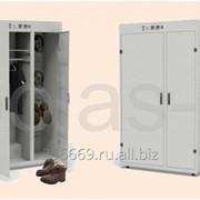 Шкаф-машина для озонирования одежды фото