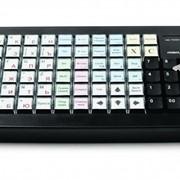 Программируемая клавиатура Posiflex KB-6600, USB,+Ридер фото