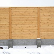 Забор «Кросс» фото