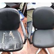 Перетяжка и ремонт мягкой мебели фото
