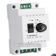 Терморегулятор с датчиком terneo a фото
