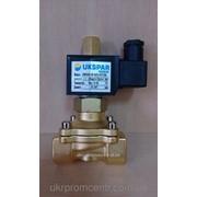 Клапан электромагнитный (газ, вода, воздух, пар) фото