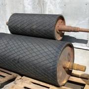 Футеровка конвейерных роликов, гуммирование (материалы производства КНР, России, Германии) фото