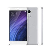 Смартфон Xiaomi Redmi 4 2/16Gb (Серебристый) фото