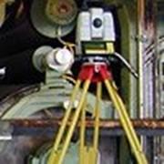 Выверка оборудования в ЦБП фото