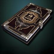 Эксклюзивные подарки-книги на заказ, Подарочная книга: 48 законов власти ручной работы, Донецк фото
