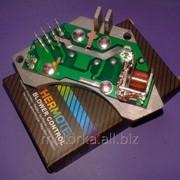 Дополнительный резистор вентилятора Citroen, Peugeot 1986-2004 рр фото
