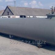 Резервуары подземного размещения без люка, без горловины люка СУГ- 4,6 (6 мм) фото