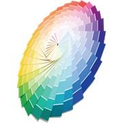 Порезка скоростная высокоточная и высечка любой конфигурации одновременно с конгревным тиснением формата В1 фото