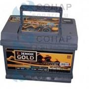 Аккумуляторная батарея JENOX Gold 61А/ч R+ фото