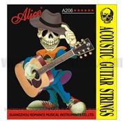 Alice A206SL Струны для акустических гитар фото