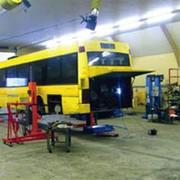 Ремонт автобусов фото