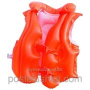 Детский надувной жилет Intex 58671 фото
