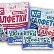 Салфетки, стерильные 45 х 29 см, 5 шт. фото