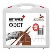 Аптечка первой помощи для перевозки опасных грузов (полистирол) фото