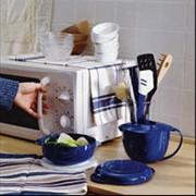 Посуда пластиковая для микроволновой печи Tupperware (СВЧ печь) фото