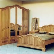 Мебель из массива ценных пород. фото