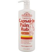 Крем с Капсаицином Обезболивающий (Capsaicin Pain Rub) фото