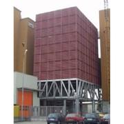 Элеваторы (Зернохранилища) фото