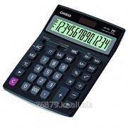Калькулятор CASIO GX-14S-S-EC настольный, 14 разрядный. Размеры 155*210*34,5 мм фото