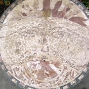Мозаика стеклянная, мраморная, каменная фото