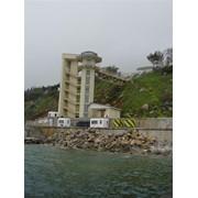 Лифт грузопассажирский пляжный г.Ялта фото