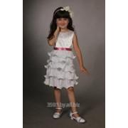 Платье для девочек, модель 113 фото