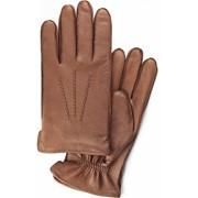 Перчатки мужские из кожи оленя, модель 150к фото