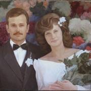 Свадебные картины и портреты фото