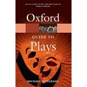 Michael Patterson The Oxford Guide to Plays (Oxford Paperback Reference) фото
