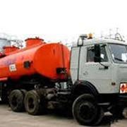 Транспортные услуги по доставке топлива фото
