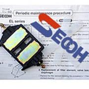 Магнит к комрессору SECOH EL-60, EL-80-15 фото