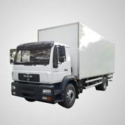 Изотермический фургон CLA 26.280 6X4 BB фото