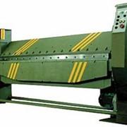 Машины листогибочные механические серии ЛГМ фото