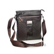 Мужская сумка 0039 Coffee кожа фото