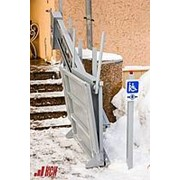 Лестничный подъемник для инвалидов в Владивостоке фото
