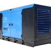 Дизельная электростанция серии ТСС Проф АД-120С-Т400-1РКМ5 в кожухе фото