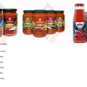 Томатные соусы в ассортименте / Sosuri de rosii in asortiment фото