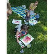 Группы рисования для детей 3-7 и 8-12 лет фото