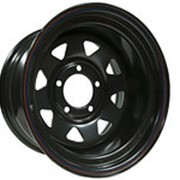 ORW ORW диск стальной 5x150 10х17 ET-40 d110 черный фото