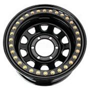 ORW Off-Road-Wheels диск Toyota/Nissan стальной черный 6x139,7 8xR15 d110 ET-19 с бедлоком фото