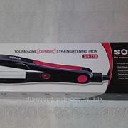 Утюжок для волос SONAR SN-718 керамика фото