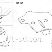 Улитка UD 107 (22*8) 10552 фото