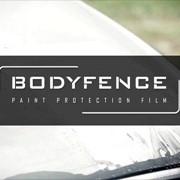 Антигравийная полиуретановая пленка HEXIS BODYFENCE, Ширина 0.61 м. фото