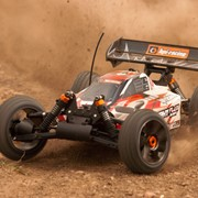 Модели автомобилей радиоуправляемые Trophy Buggy Flux фото