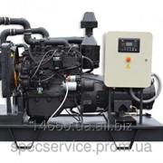 Дизельный генератор SSM-40 (40 кВт) на базе двигателя ММЗ фото