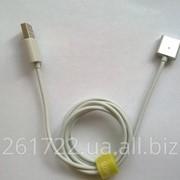 Магнитная зарядка (usb кабель) для micro USB устройства фото